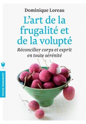 9782501087667: L ART DE LA FRUGALITE ET DE LA VOLUPTE