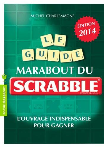 9782501087834: Le guide Marabout du Scrabble®, Edition 2014