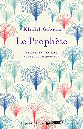 9782501090377: Le prophète