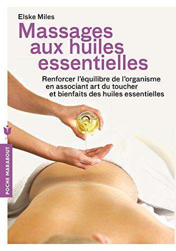 9782501092685: Massages aux huiles essentielles