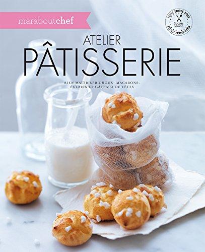 9782501093255: ATELIER PATISSERIE (Cuisine)