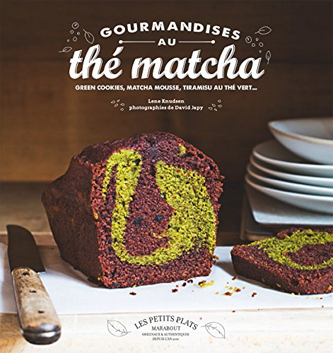 9782501094276: GOURMANDISES AU THE MATCHA (Cuisine)