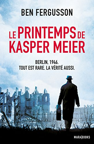 PRINTEMPS KASPER MEIER (LE): FERGUSSON BRUCE
