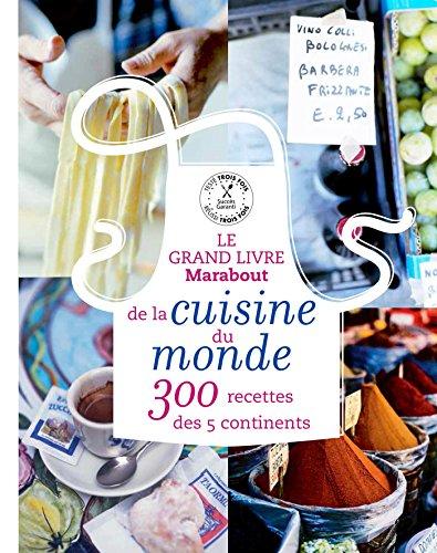 9782501096393: Le grand livre Marabout de la cuisine du monde
