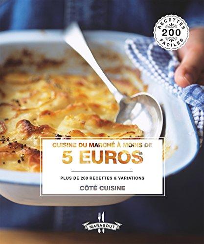 9782501096416: Cuisiner à moins de 5 ?