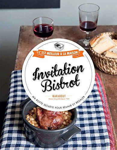 9782501096508: INVITATION BISTROT