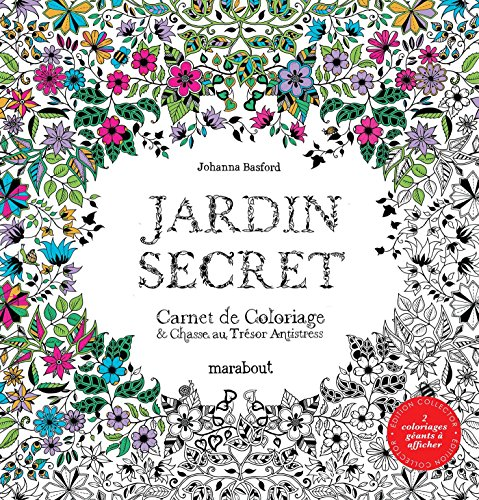 9782501096973: Jardin Secret Edition Collector (French Edition)