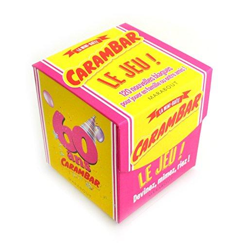 9782501097710: Mini Boîte à blagues Carambar