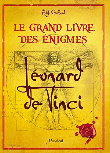 Grand livre des ?nigmes de L?onard de Vinci: n/a