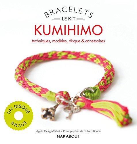 9782501100656: Kit bracelets japonais tiss�s (Loisirs cr�atifs)