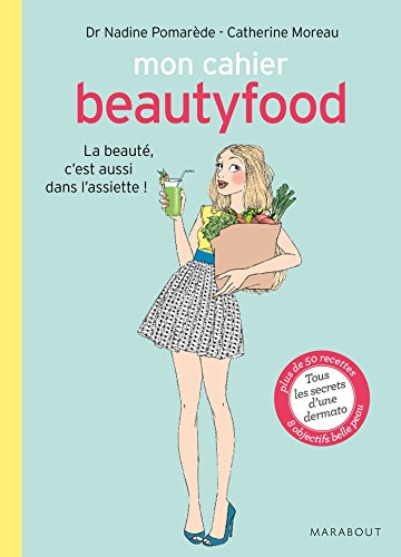 MON CAHIER BEAUTY FOOD: POMAREDE NADINE