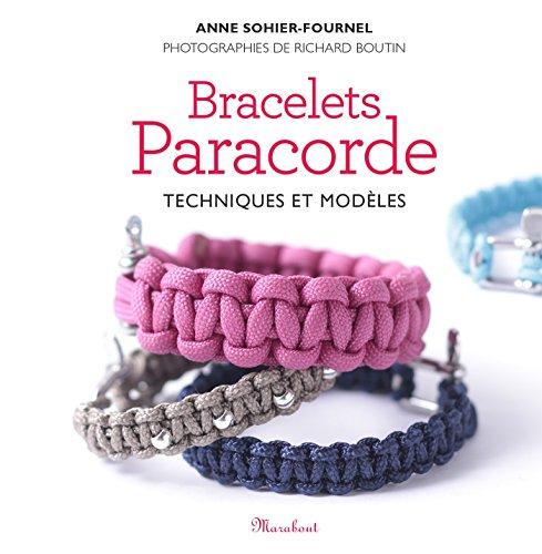 9782501101394: Bracelets paracorde - Techniques et modèles