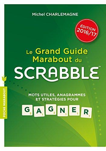 9782501101837: Le guide Marabout du Scrabble
