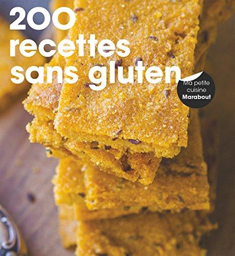 9782501101844: 200 recettes sans gluten