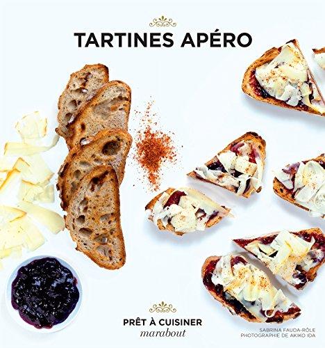 9782501102025: Tartines et apéro