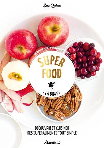 9782501102049: Super food - La Bible