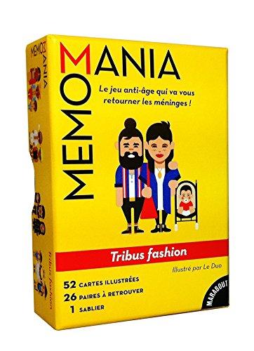 9782501102223: memomania ; family styles