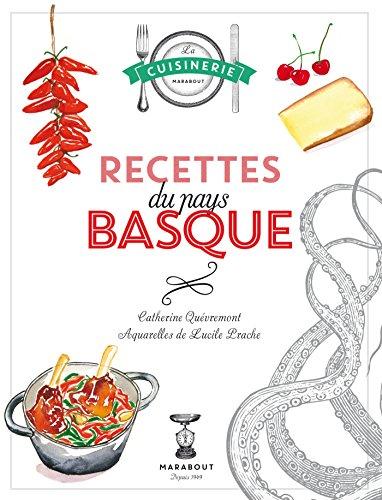 9782501103404: Recettes du pays basque