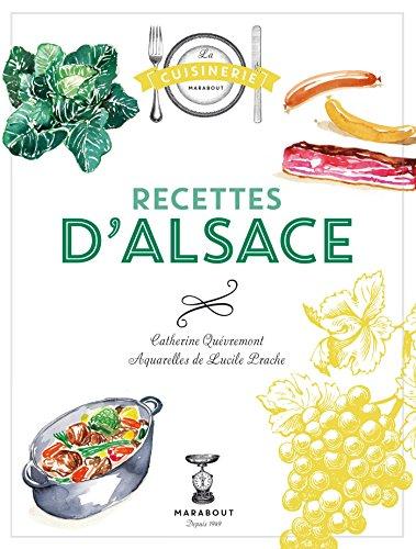9782501103435: Recettes d'Alsace