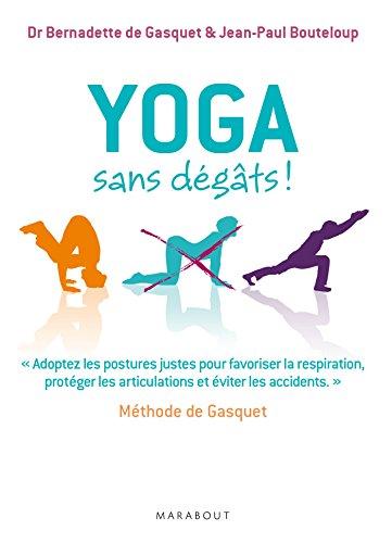 9782501104616: Yoga sans dégât