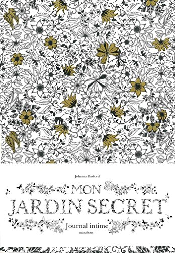 9782501109895: Mon jardin secret (Loisirs créatifs)
