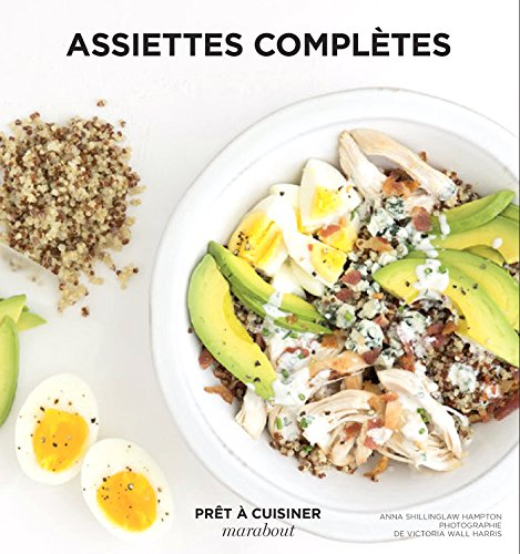 9782501112598: Assiettes complètes (Cuisine)