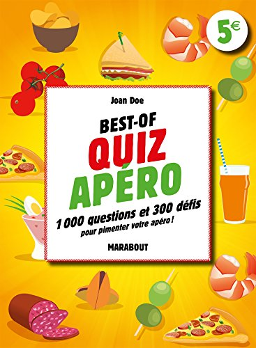 BEST OF QUIZZ APÉRO CULTE: DOE JOAN