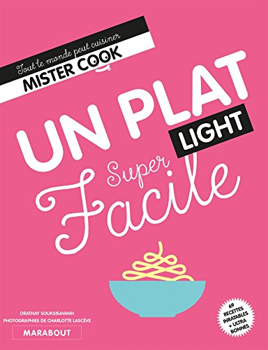 Un plat light super facile: Lascève, Charlotte