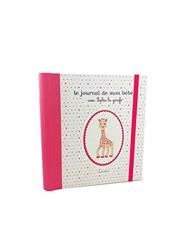 9782501124225: L'album de mon bébé de Sophie La Girafe
