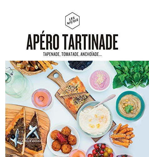 9782501129411: Apéro tartinade: Tapenade, tomatade, anchoïade...