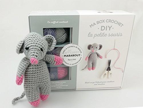 9782501131049: Ma box crochet DIY - La petite souris