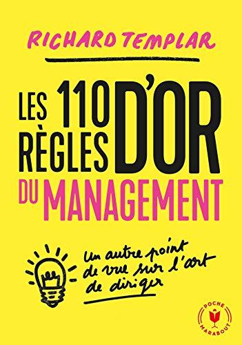 9782501139366: Les 110 règles d'or du management: Un autre point de vue sur l'art de diriger