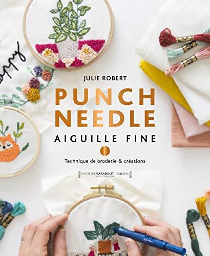 9782501141857: Punch needle - Aiguille fine