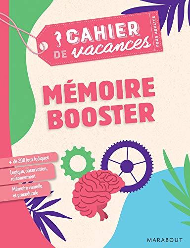 9782501141949: Cahier de vacances pour adultes 2019 - Mémoire Booster