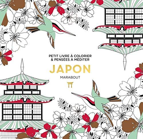 9782501148313: Le petit livre de coloriages - Japon
