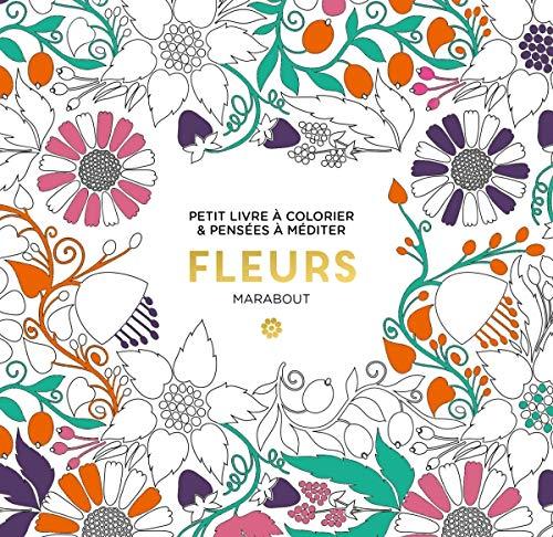 9782501148320: Le petit livre de coloriages - Fleurs