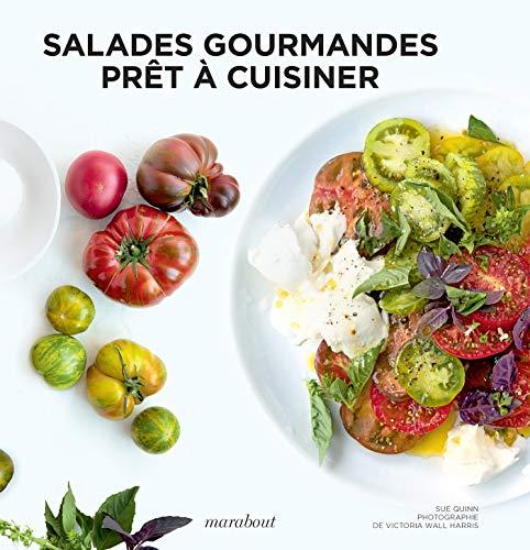 9782501151719: Prêt à cuisiner - Salades Gourmandes