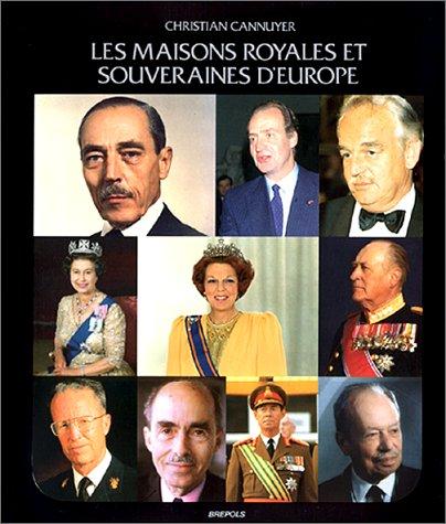9782503500171: Les maisons royales et souveraines