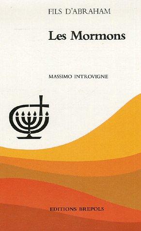 Les Mormons: Introvigne, Massimo