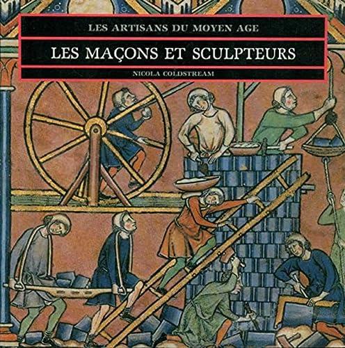 9782503502373: Les maçons et sculpteurs