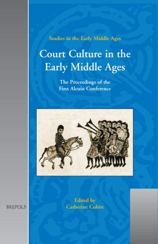 9782503511641: Court Culture in the Early Middle Ages: The Proceedings of the First Alcuin Conference (Studies in the Early Middle Ages)