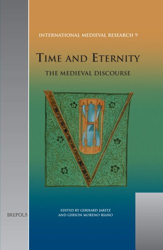 9782503513126: Time and Eternity: The Medieval Discourse (International Medieval Research)