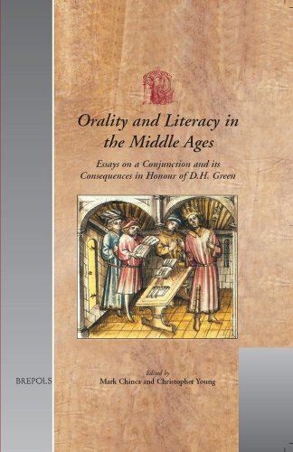 9782503514512: Orality and Literacy in the Middle Ages: Symbioses, Performances, Fictions (Utrecht Studies in Medieval Literacy)