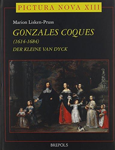 GONZALES COQUES ( 1614-1684 ) Der Kleine: Lisken-Pruss MarionGONZALES COQUES