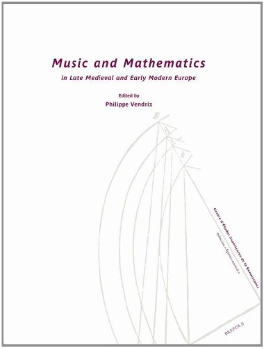 9782503515977: Music and Mathematics (Epitome Musical) (French Edition)