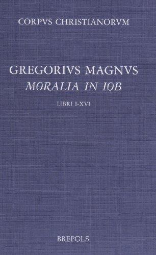 Gregorius Magnus, Moralia In Iob