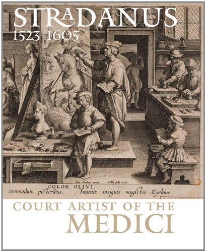 9782503529967: Stradanus 1523-1605: Court Artist of the Medici