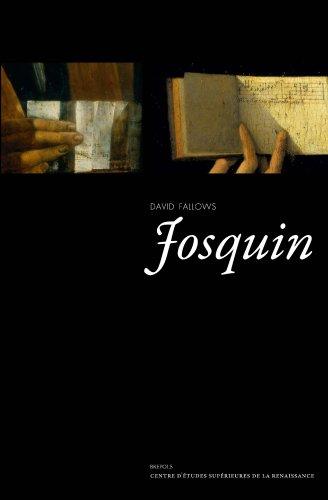 9782503530659: Josquin (EPITOME MUSICAL)