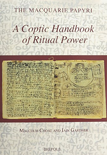 9782503531700: A Coptic Handbook of Ritual Power (The Macquarie Papyri)