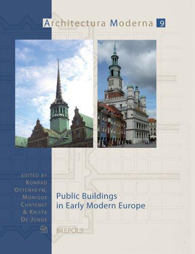 PUBLIC BUILDINGS IN EARLY MODERN EUROPE: OTTENHEYM, K. /